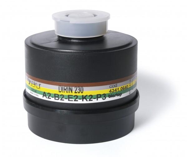 Atemschutz Filter A2 B2 E2 K2-P3P D