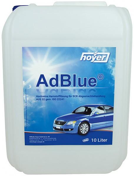 AdBlue Harnstofflösung 10 l.