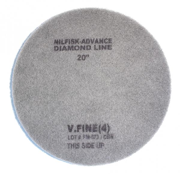 """Nilfisk Diamant Pad, 20"""", 508 mm, grün"""