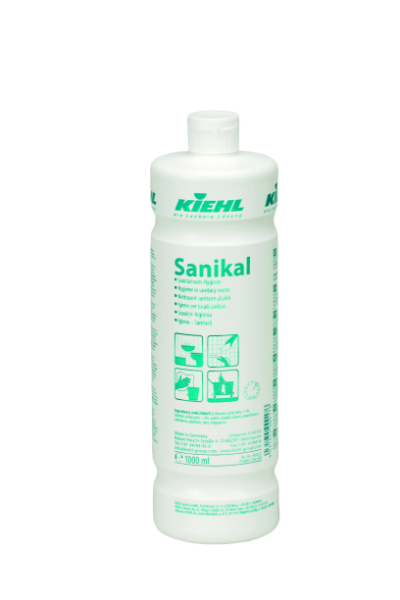 Sanikal-eco Hygiene, 1 l oder 10 l