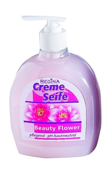 Cremeseife Beauty Flower, 500 ml Spenderflasche