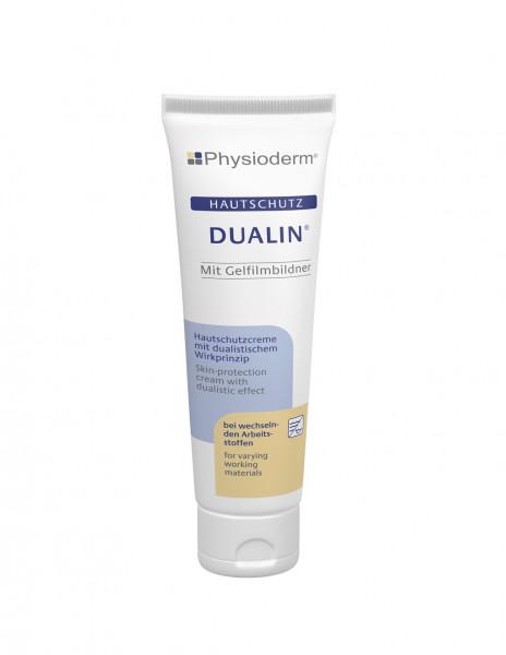 Dualin Hautschutzcreme in 100 ml und 1000 ml