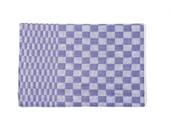 Gruben-Handtuch, 45 x 90 cm, blau