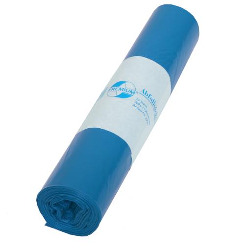Müllbeutel 700x1100, 120l,Typ 60, blau