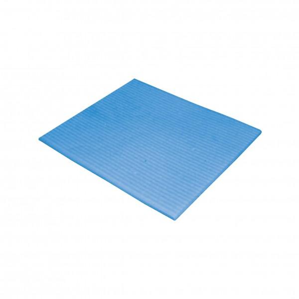 Schwammtuch feucht, blau