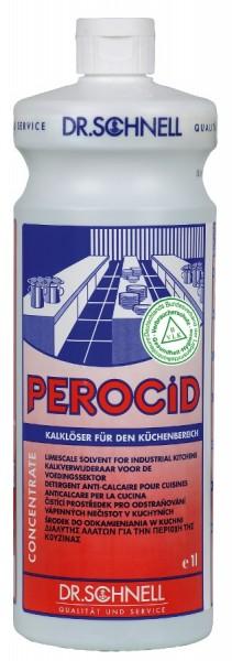 Perocid, Kalklöser für den Küchenbereich, 1 l und 10 l