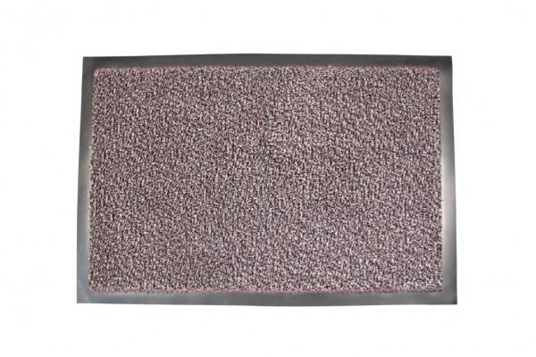Schmutzfangmatte braun, 60 x 90 cm leichte Qualität