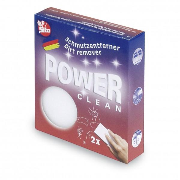 Powerclean Schmutzentferner 2er Pak.