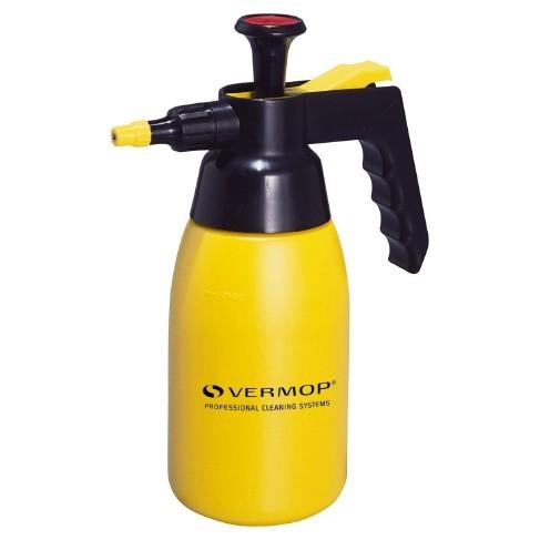 Druckpumpzerstäuber 1000 ml, gelb und grün
