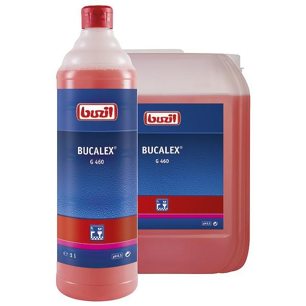 Bucalex, 1 l und 10 l