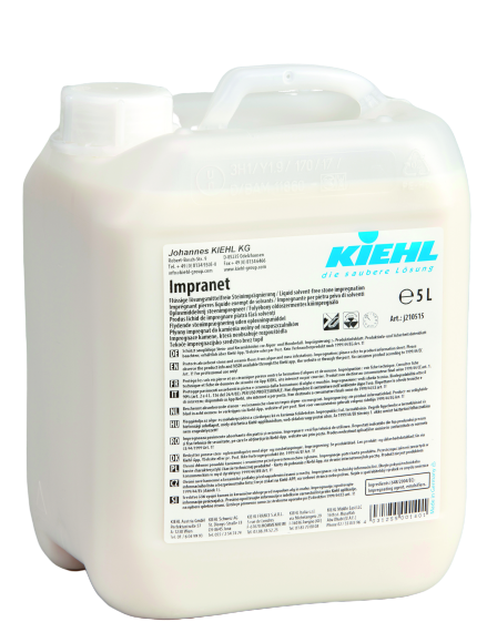 Impranet, Flüssige lösungsmittelfreie Steinimprägnierung, 5 L