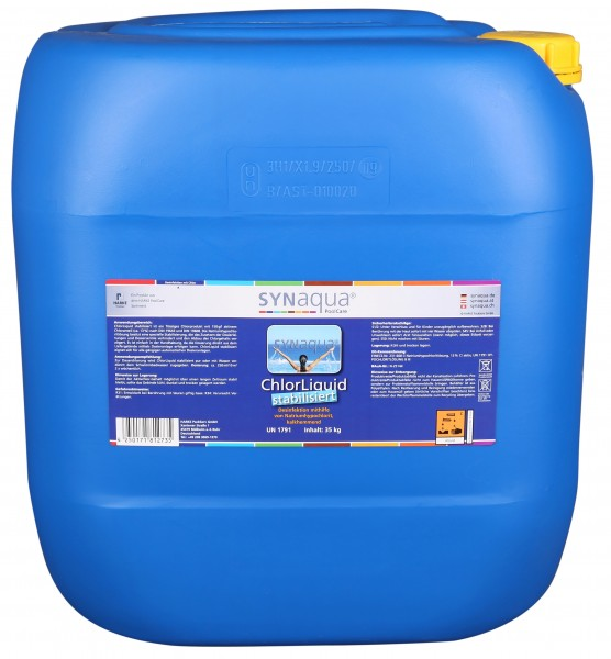 Chlorbleichlauge 35 kg