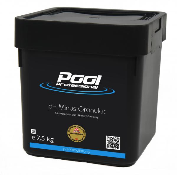 pH-Minus Granulat 7,5 kg