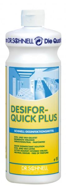 Desifor-Quick Plus 1 l, 2 Flaschen