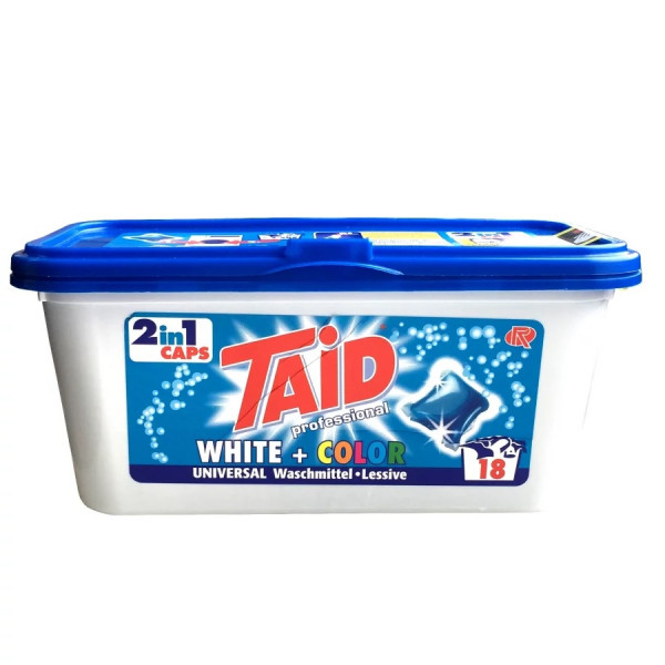 Taid white & color 2in1 Caps
