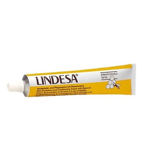 Lindesa Hautschutzcreme Klassik mit Bienenwachs, 50 ml Tube