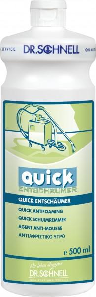 Quick Entschäumer, 500 ml