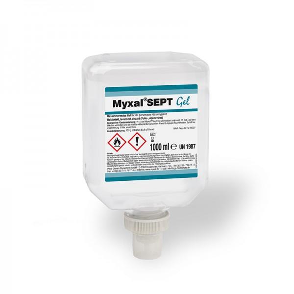 Myxal SEPT Gel, Neptuneflasche 1l