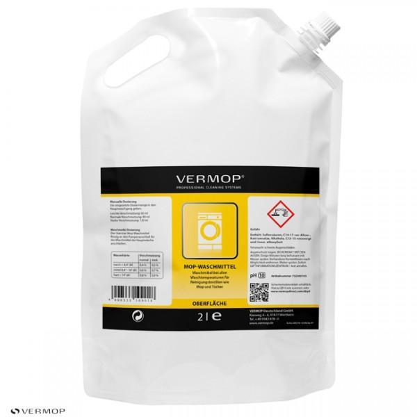 Vermop Mop-Waschmittel 2 l Bag