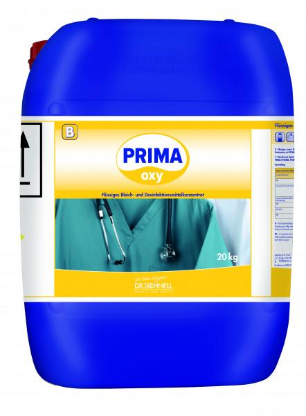 Prima Oxy, Mop-Desinfektion und Bleichmittel, 20 kg
