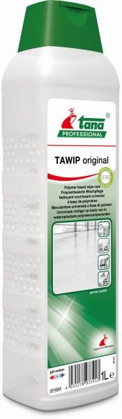 TAWIP original, Polymerbasierte Wischpflege, 1 l und 10 l