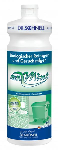 Mr. Mint, Biologischer Reiniger und Geruchstilger, 1 l