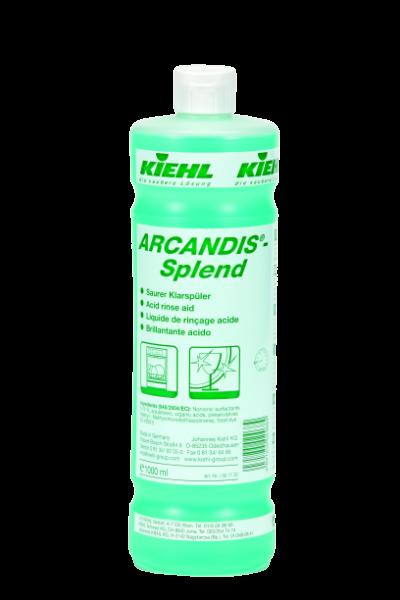 Arcandis-Splend, Saurer Klarspüler, 1 l, 10 l oder 20 l