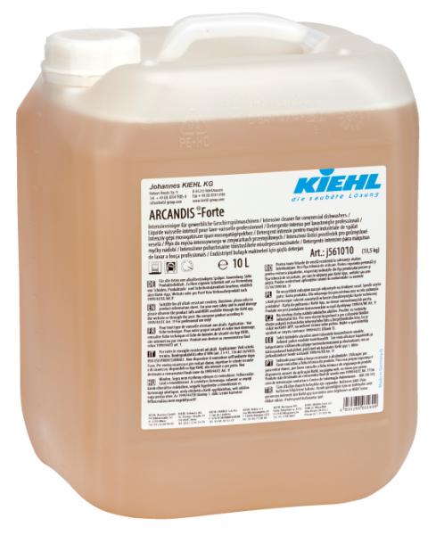 Arcandis-Forte, Intensivreiniger für gewerbliche Geschirrspülmaschinen, 10 L und 20 L