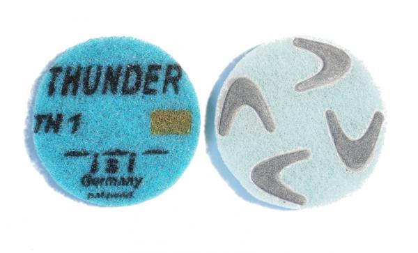 "Thunder Pad, Dry / Wet, 17""& 20"", kompletter Satz bestehend aus 7 Pads"