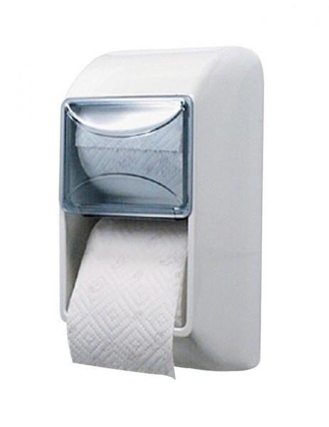 Toilettenpapierspender classic für 2 Rollen
