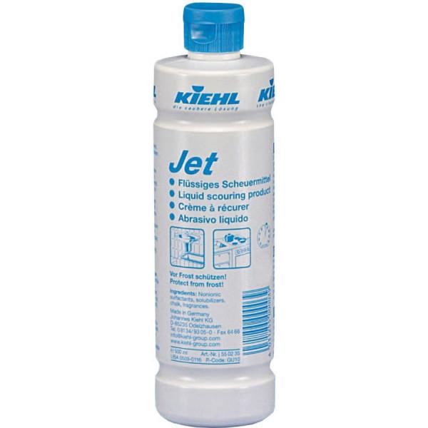 Jet, Flüssige Scheuermilch, 500 ml