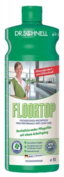 Floortop, Hochleistungs-Wischpflege, verschiedene Varianten