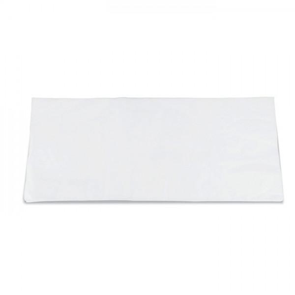 Staubbindetuch weiß 60 x 25 cm (100 Stück)