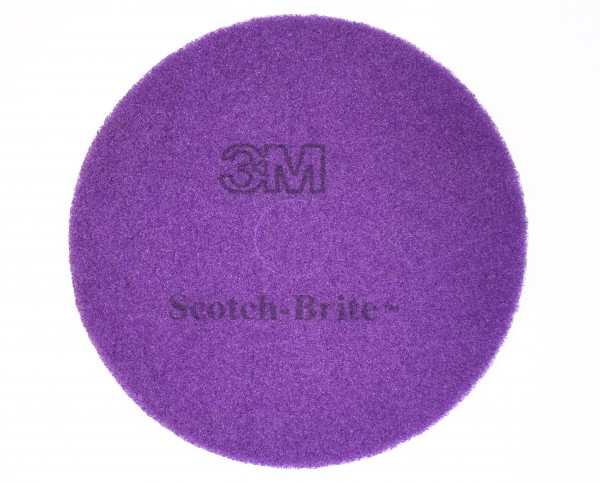 "3M Scotch- Brite Purple Diamant 11""- 20"" Maschinenpad, lila"