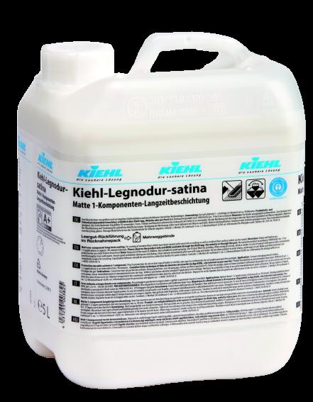 Kiehl-Legnodur-satina, Matte Beschichtung für Holzböden, 5 L